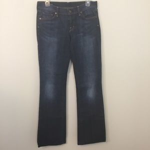 Citizens of Humanity Dark Wash Margo Bootcut Jeans